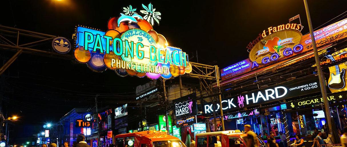 Rencontres à Phuket bleue