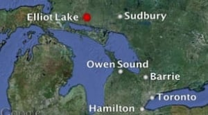 Rencontre Elliot Lake virgules